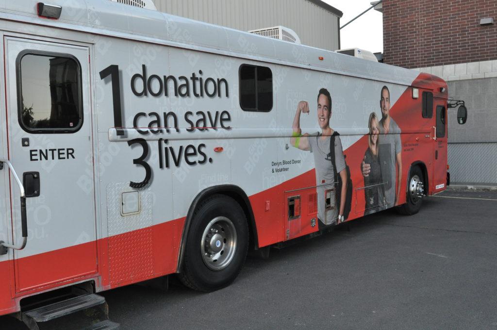Lifesaver 3 bloodmobile